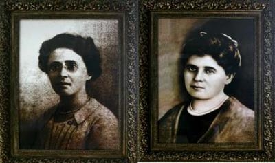 Grua, nënë, mësuese