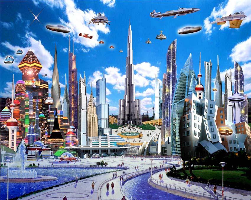 Ja si do të jetë bota në vitin 2100