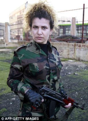 Luaneshat e Sirisë (FOTO)