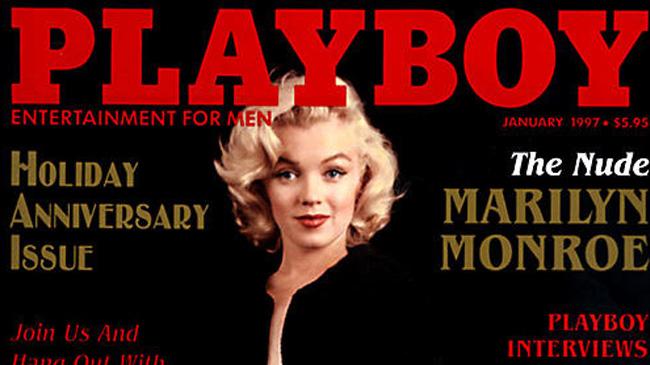 """""""Playboy"""" publikon fotot nudo të Marilyn Monroe"""