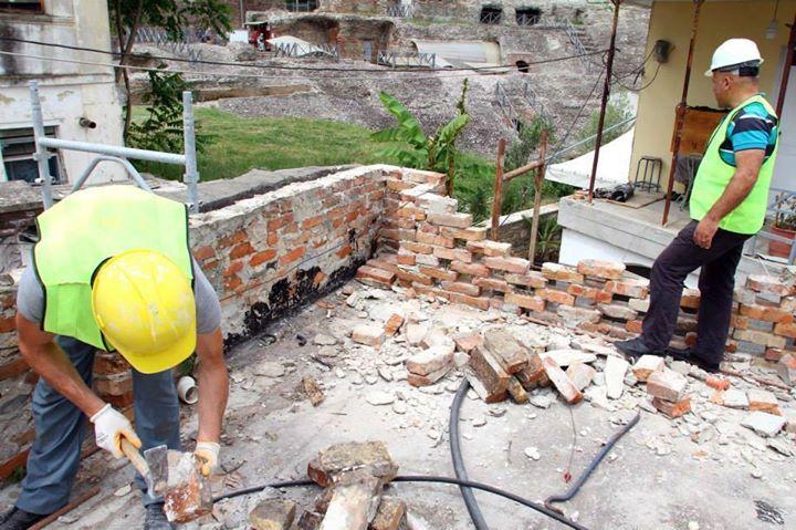 Bie ankimi i një firme sarandiote për tenderin e amfiteatrit të Durrësit