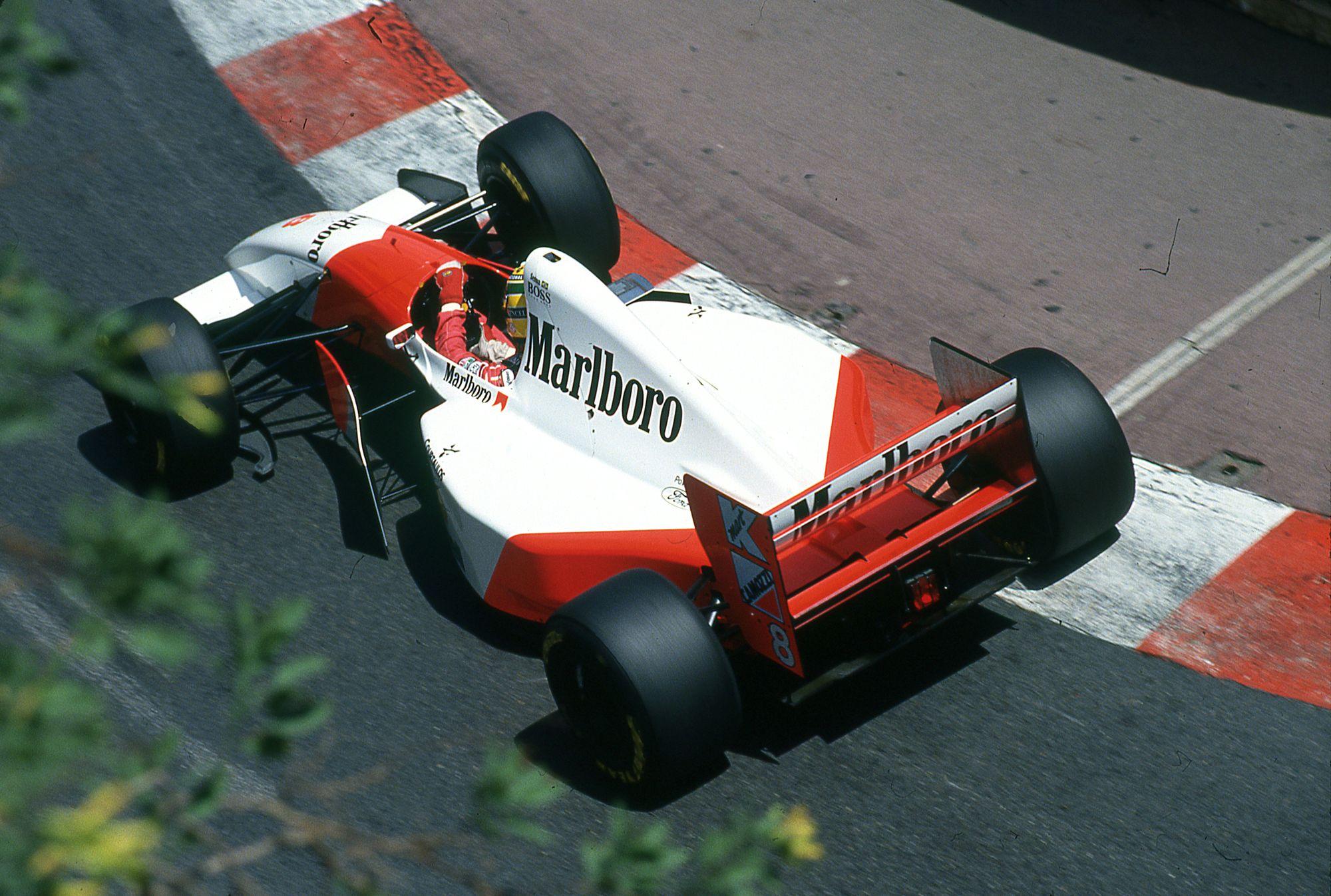 McLaren i Senna-s shitet për 4.2 milionë euro…