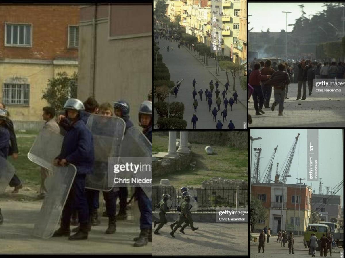 HISTORI/ Një thashethem në janar të vitit 1991 shkaktoi revolta në Durrës!