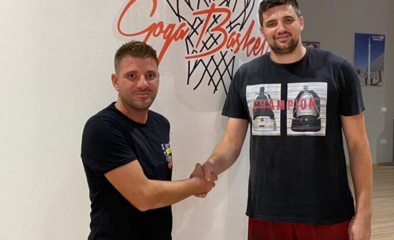 Lojtari i Kombëtares Hysenagolli largohet nga Teuta dhe firmos me Goga Basket