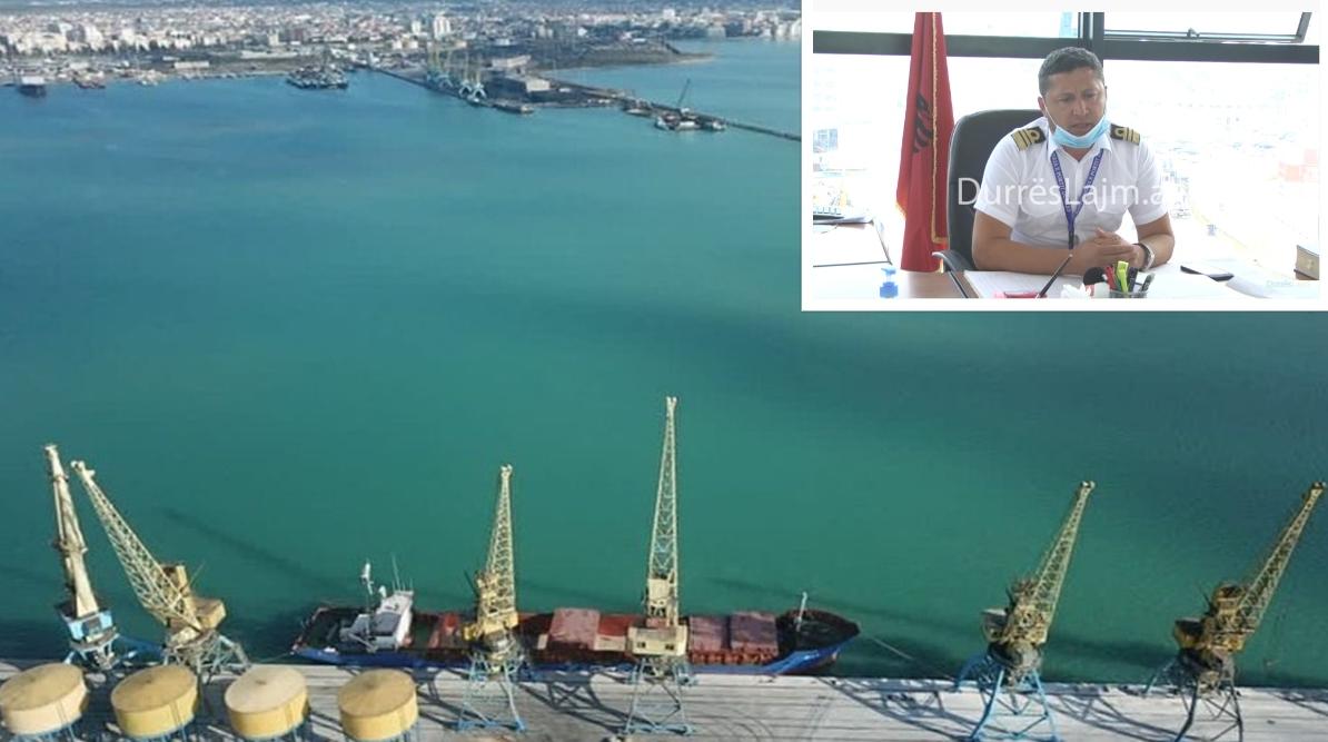 Projekti i portit turistik, Kapiteni Allka: Durrësi do kthehet destinacion për turizmin elitar. Në Porto-Romano thellësia do jetë 11 metra