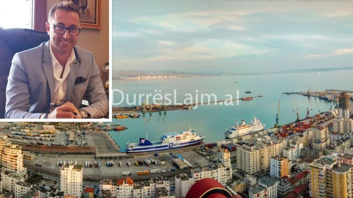Avokat Dorian Mersini: Fillimisht duhet projekti për portin e ri të mallrave në Durrës, më pas ai turistik