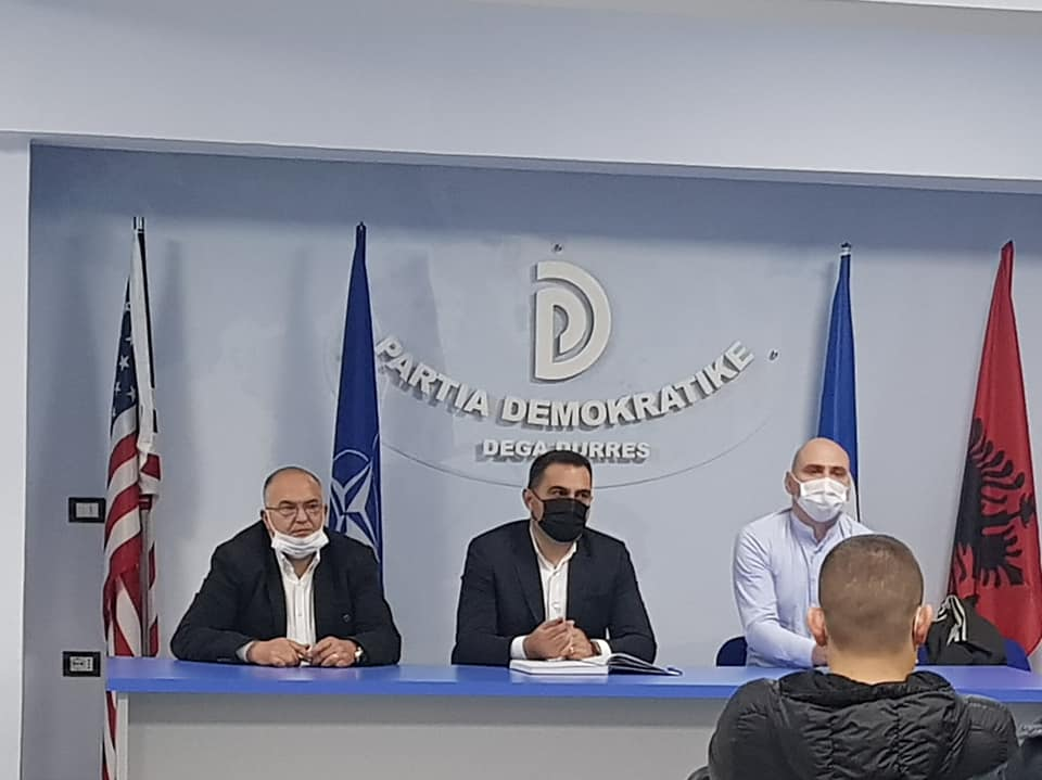 Problemet e turizmit në Durrës/ PD dhe rinia durrsake diskutime me specialistë: 25 prilli dita jonë