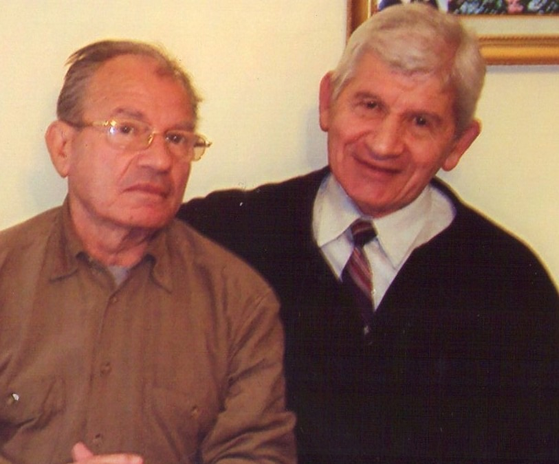 Vëllezërit Mustafa dhe Naim Saraçi, binomi i futbollit