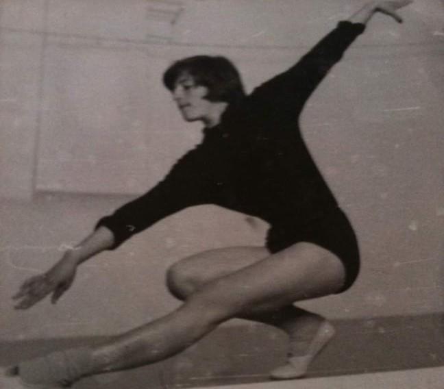Pionierja e gjimnastikës së Durrësit, Gjena Verdha