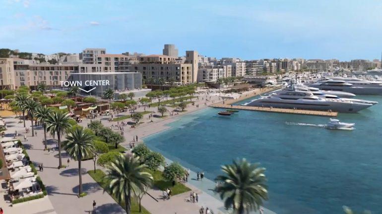 Rama e nis ditën me projektin 3D të portit të Durrësit (VIDEO)