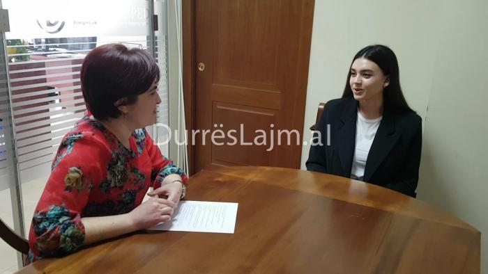 Deputetja më e re e Kuvendit/ Andia Ulliri rrëfen të pathënat e fushatës në qarkun e Durrësit (VIDEO)
