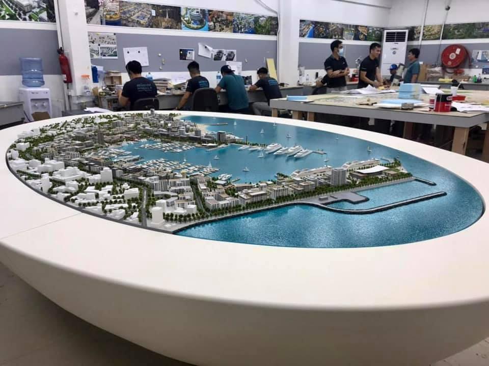 Si do të duket porti i ri turistik në Durrës, Rama publikon pamje nga maketi i përfunduar