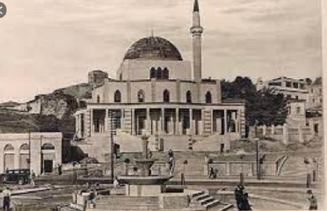 Ndërtimi i Xhamisë së Madhe të Durrësit