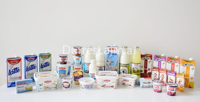 (VIDEO) Zepa Natyral, kompania e vetme që prodhon nëmënyrëtëkontrolluar nënprodukte nga qumështi i dhisë