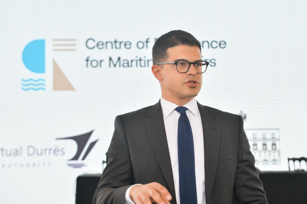 Drejtori i APD, Pirro Vengu: Vizioni ynë për portin e Durrësit, të kthehemi në një qendër logjistike rajonale