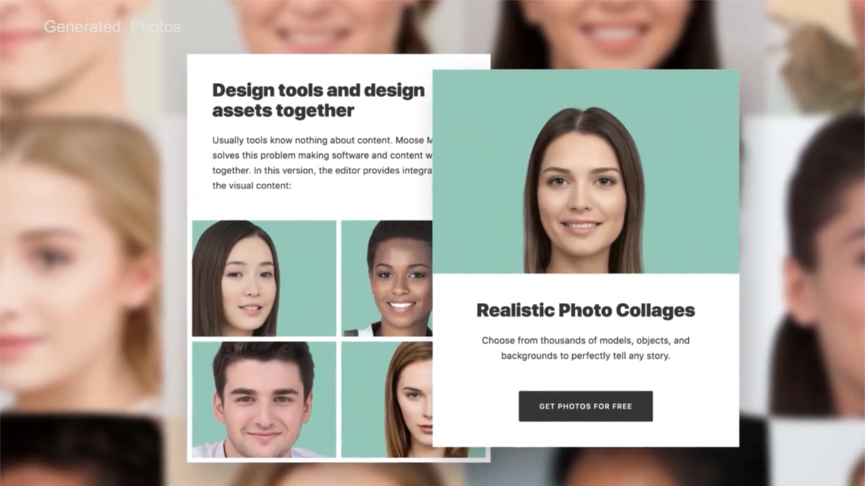 Krijimi i imazheve të njerëzve me teknologjinë e inteligjencës artificiale