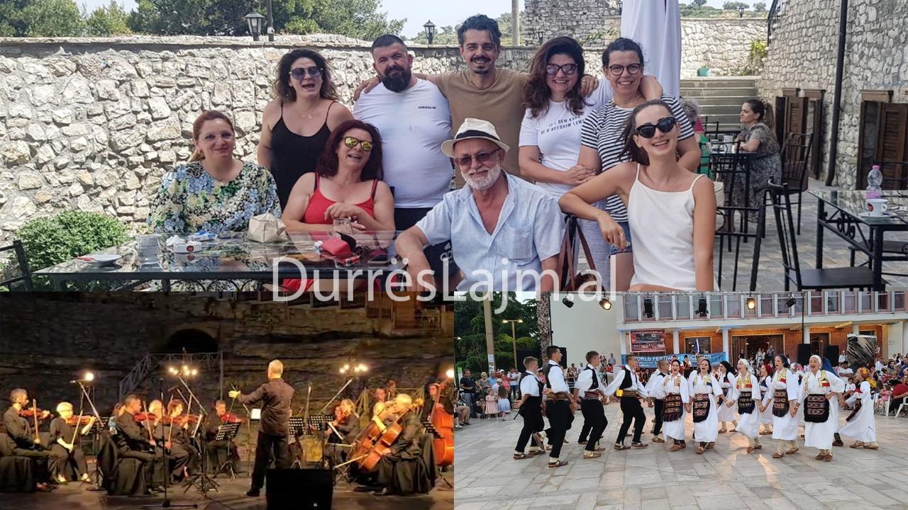 """Trupa e Durrësit çon """"Martesën"""" në Berat, Bajramaj: Kalendar i ngjeshur eventesh kulturore gjatë sezonit turistik"""