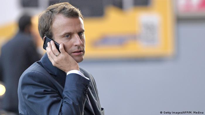 Presidenti i Francës ndërron telefonin pas skandalit me Pegasus