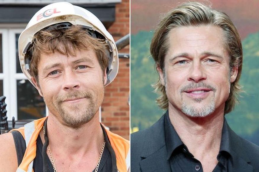 Ngjashmëria me Brad Pitt po ia bën 35-vjeçarit jetën sentimentale problematike!