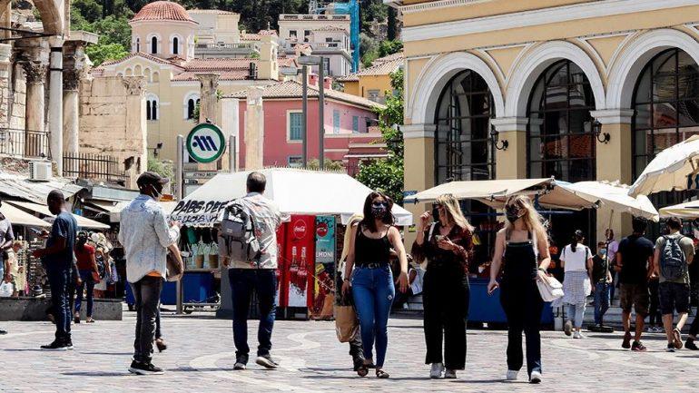 Greqi, 2972 raste të reja me COVID-19, 3 viktima në 24 orë