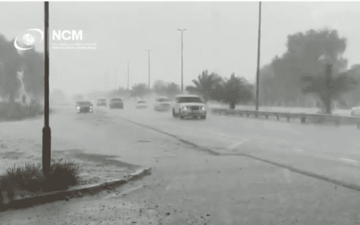 Shiu artificial/ Situata del nga kontrolli, rrezik në disa zona në Dubai