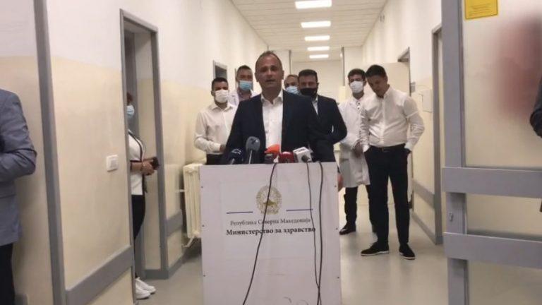 5 raste me variantin Delta në Maqedoninë e Veriut, ministri: Vaksinimi është i vetmi shpëtim