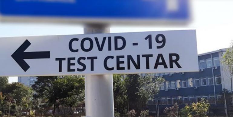 Rritet numri i të infektuarve me COVID-19 në Maqedoninë e Veriut, asnjë viktimë në 24 orë