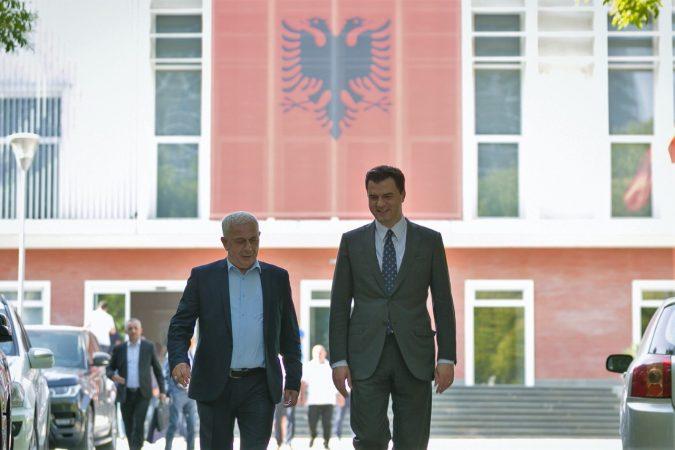 Spastrimi etnik i shqiptarëve në Luginën e Preshevës/ Basha: Një proces diskriminues në shkelje të Kushtetutës