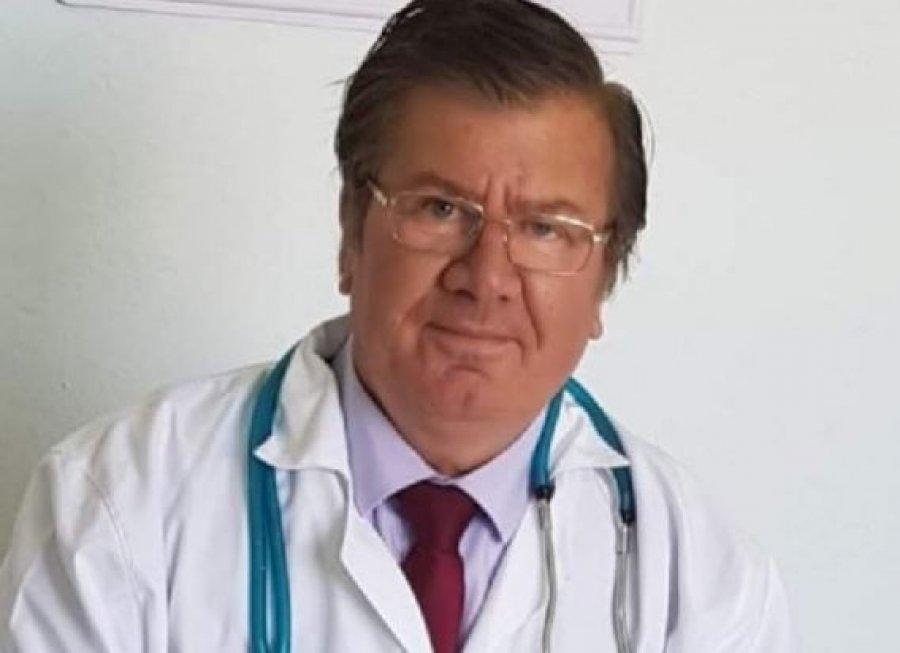 EMRI/ Mjeku humb jetën në krye të detyrës