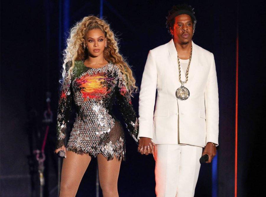 """Jay Z """"modelon"""" për markën më të re të Beyonce-s"""