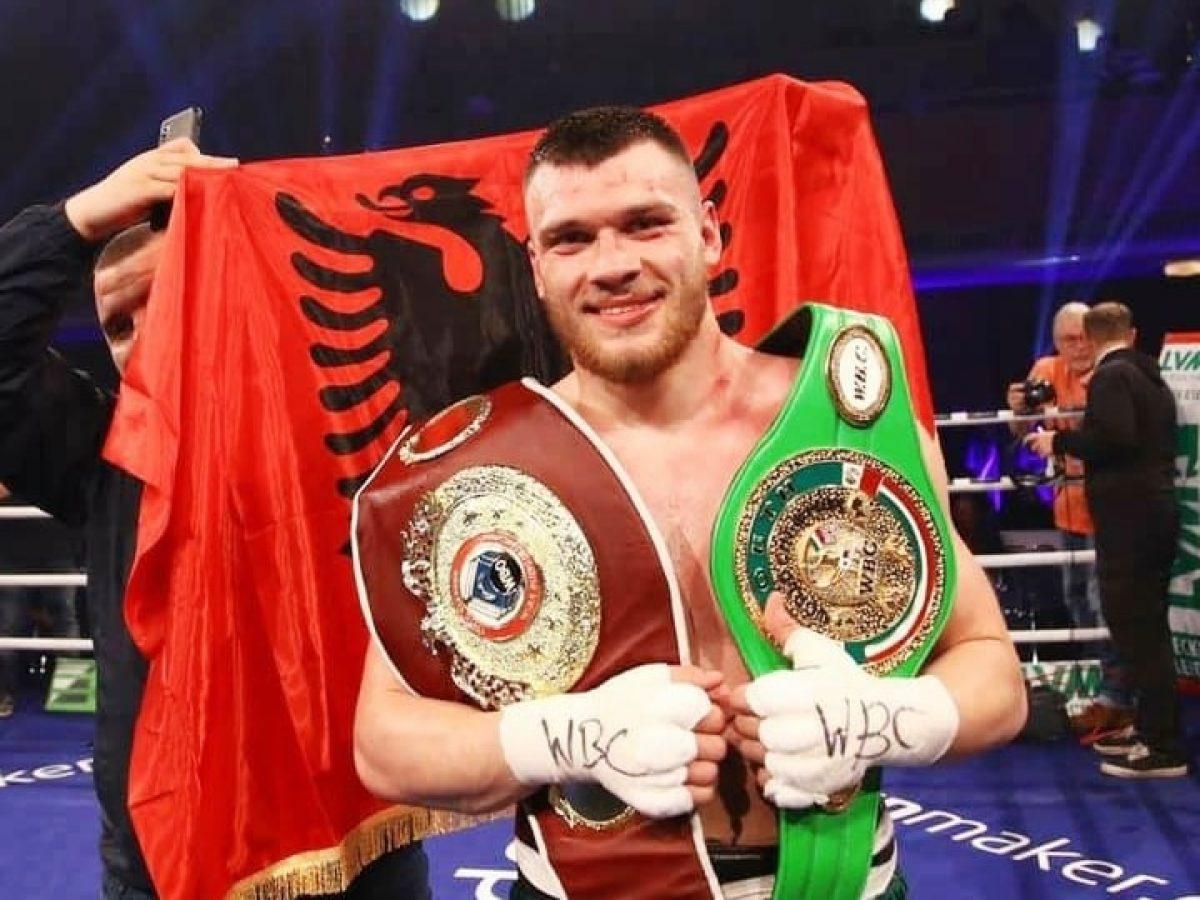 Boksieri i talentuar shqiptar Jurgen Uldedaj i papërmbajtshëm, mbron sërish kampion bote