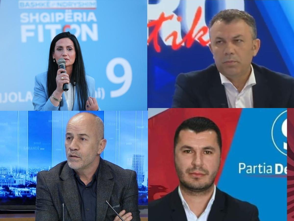 EMRAT/ Anëtarët e PD Durrës e Shijak që u zgjodhën në Këshillin Kombëtar