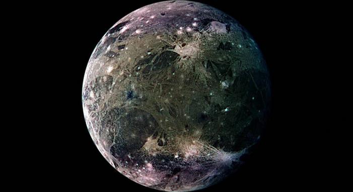 NASA publikon të dhëna, gjendet ujë në satelitin më të madh të Jupiterit