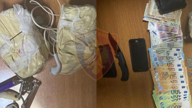 38-vjeçari nga Durrësi kapet me mina me telekomandë në çantë, të lidhura me celular