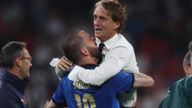 """""""Pjesë e historisë"""", Roberto Mancini i rikthehet titullit, ja pse shpërtheva në lot"""