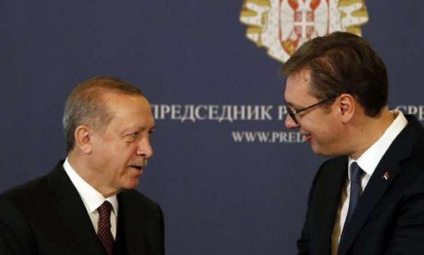"""""""Duhen të rriten shtetet që njohin pavarësinë e Kosovës, do diskutoj edhe me Biden"""", deklaratat e Erdogan shqetësojnë Vuçiçin"""