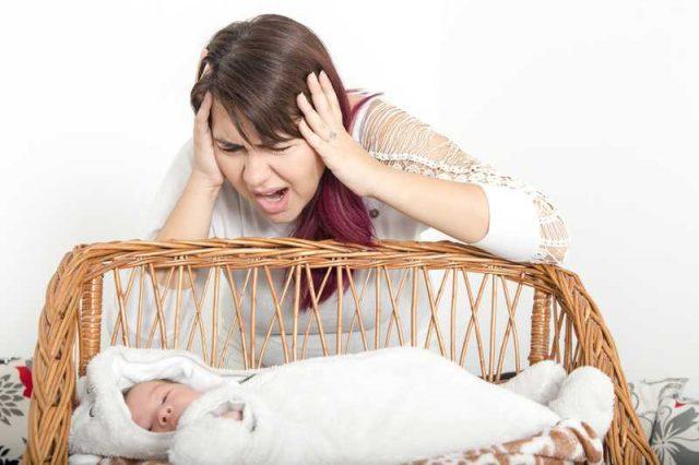 Këshilla për të shmangur depresionin pas lindjes
