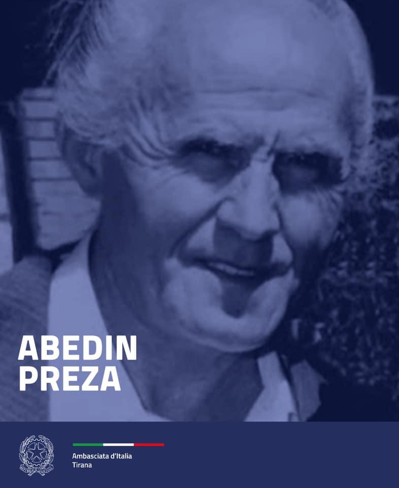 Dy fjalë për mikun e shquar, Abedin PREZA (1929 – 2021)