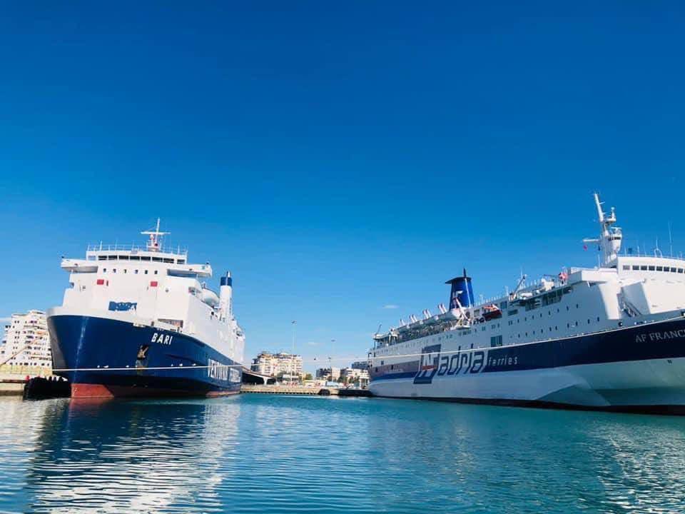 Njoftim i rëndësishëm për pasagjerët që duan të udhëtojnë nga porti i Durrësit drejt Ankonës