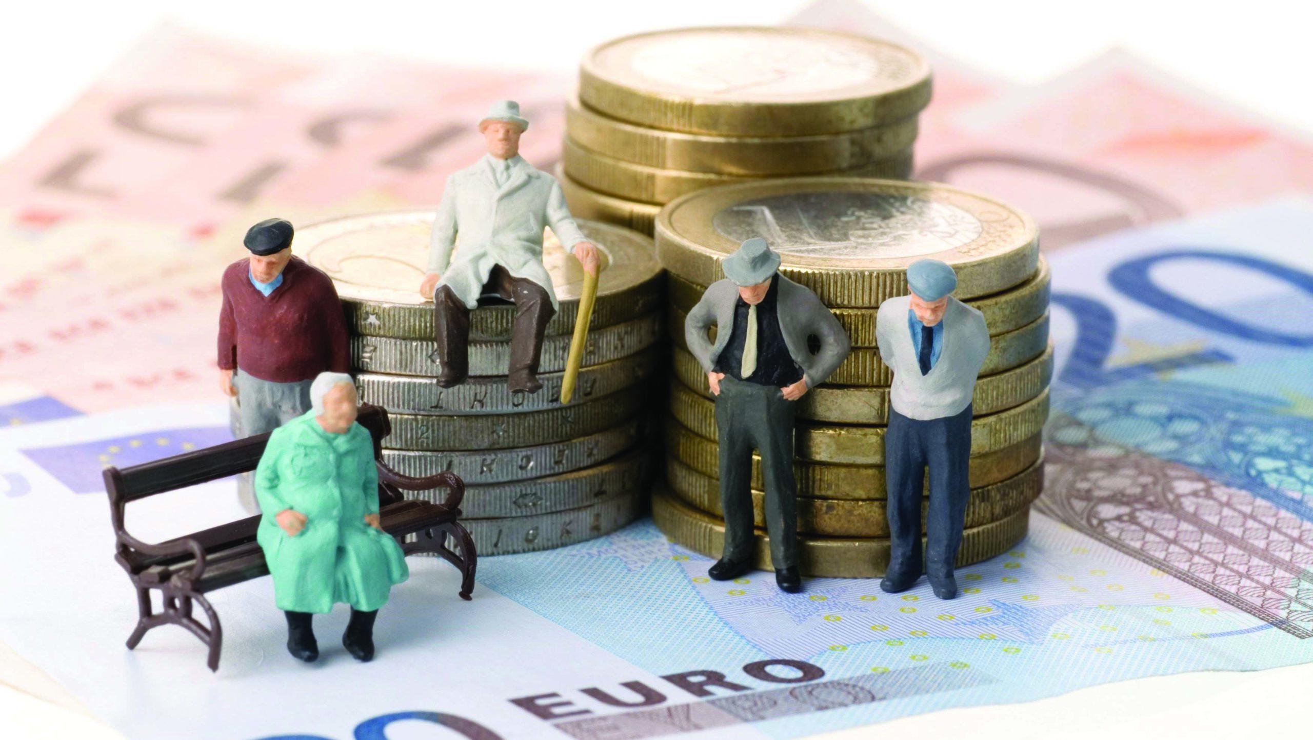 Masa e pensioneve të reja në 6-mujorin 2021, më e ulët se e vitit të kaluar