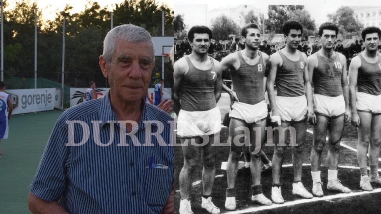 Humb jetën ish-basketbollisti i njohur i Lokomotivës së Durrësit