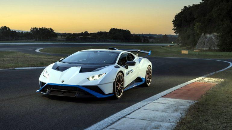 """""""Huracan STO"""", Lamborghini prezanton makinën e ëndrrave"""
