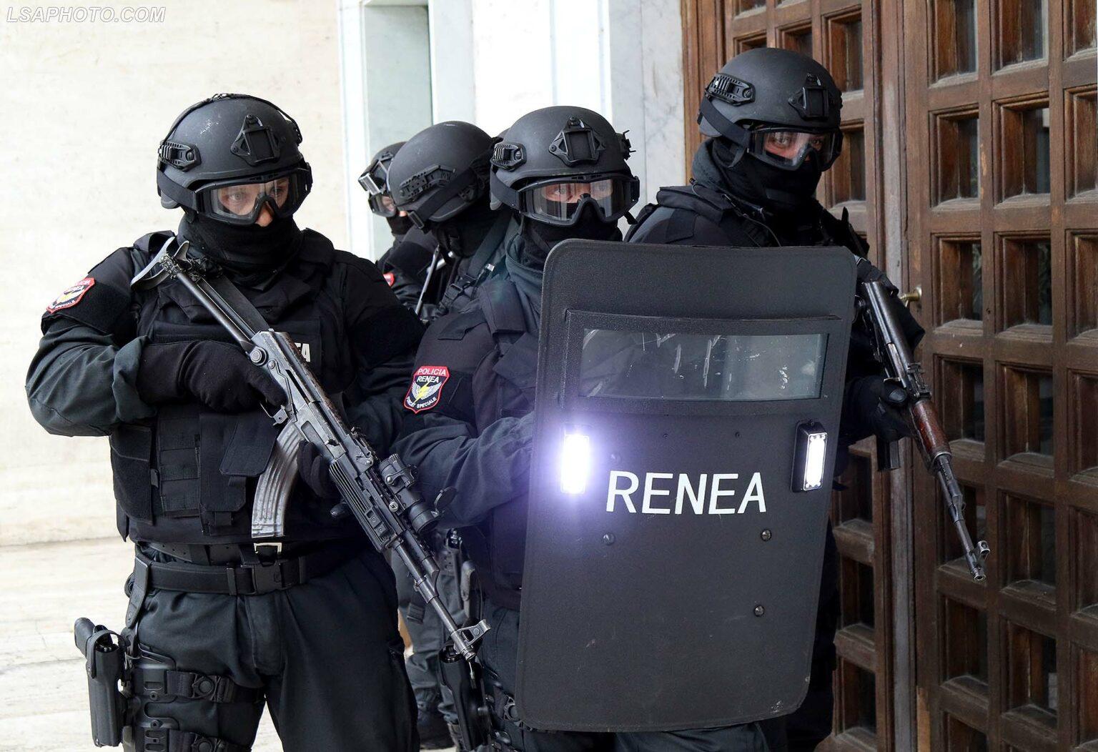 """EMRI/ Arrestohet efektivi i RENEA-s, akuzohet për """"plagosje e rëndë me dashje"""""""