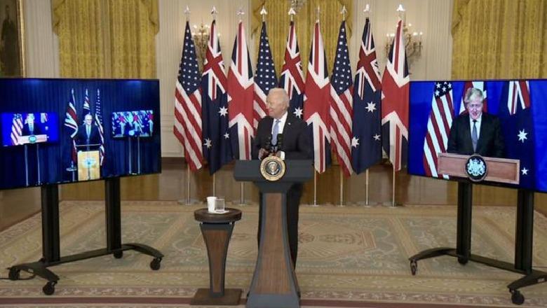 Britania, SHBA dhe Australia nisin paktin për të kundërshtuar Kinën