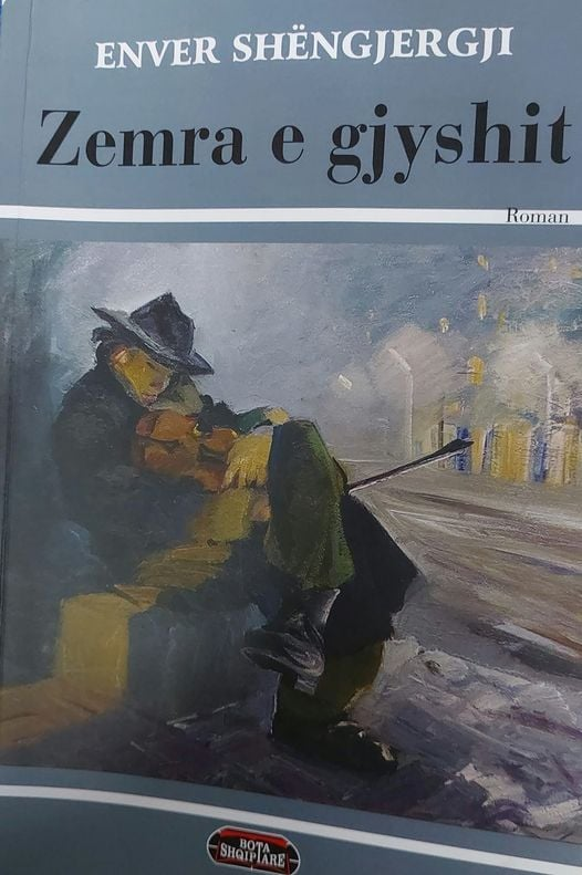 """""""Zemra e gjyshit"""", romani befasues i Enver Shëngjergjit"""