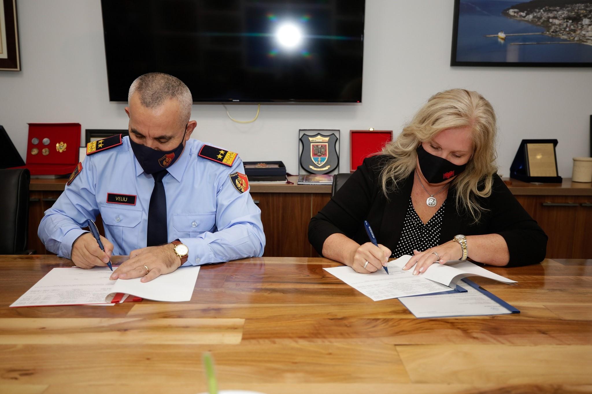 SHBA i dhuron Policisë së Shtetit pajisje hetimi, ambasada: Do të ndihmojnë në luftën kundër terrorizmit dhe krimit kibernetik!