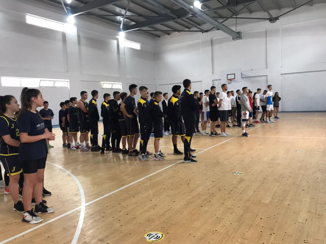 """Në shtator rifillojnë aktivitet sportive te qendra """"Juvenilia"""" në Durrës (FOTO)"""