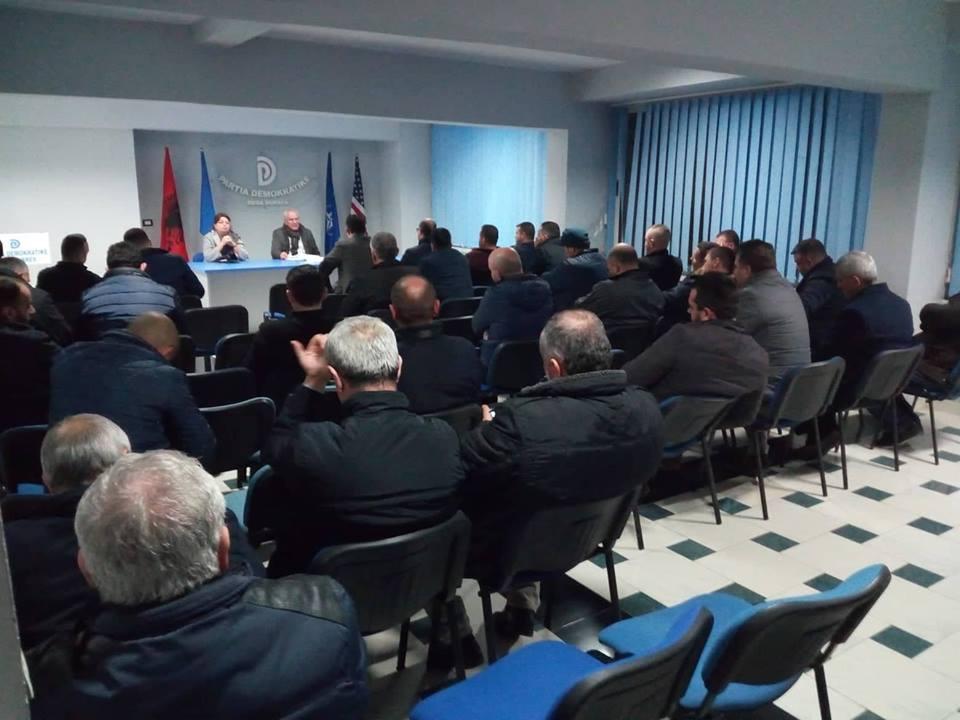 Largimi i Berishës/ Mblidhet kryesia e PD Durrës, si e pritën demokratët vendimin e Bashës