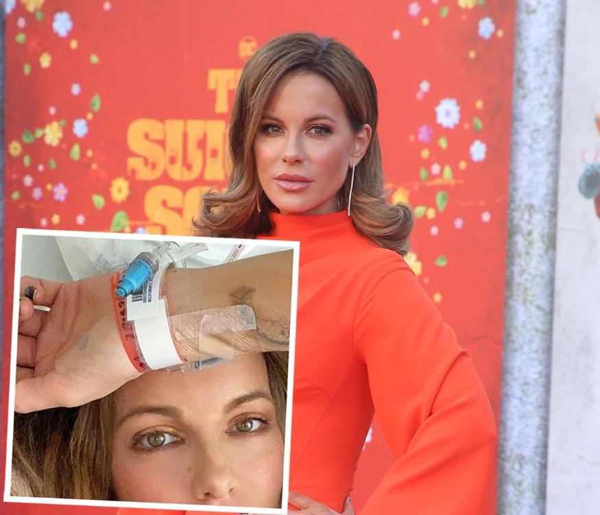 Aktorja Kate Beckinsale dërgohet me urgjencë në spital