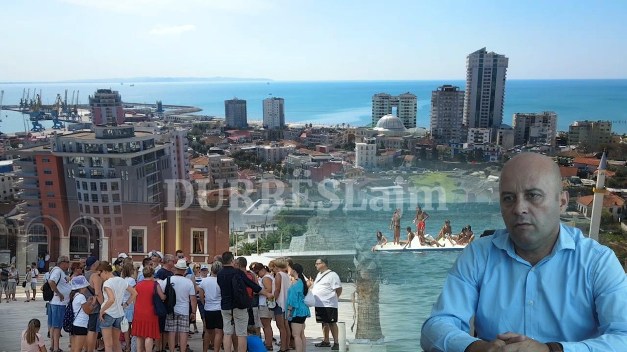 Isteri: Durrësi regjistroi një sezon të suksesshëm turistik, problem mbetet mungesa e fuqisë punëtore (VIDEO)